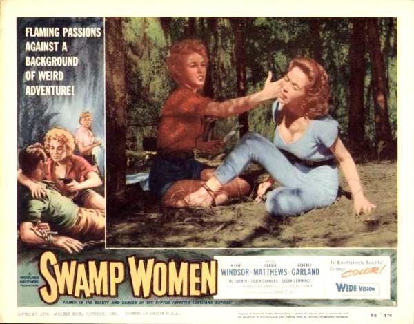 Swamp Women Swamp Women 1956 Flickers in TimeFlickers in Time